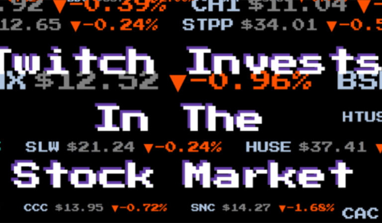 StockStream Lets You Play The Stock Market Like A Video Game