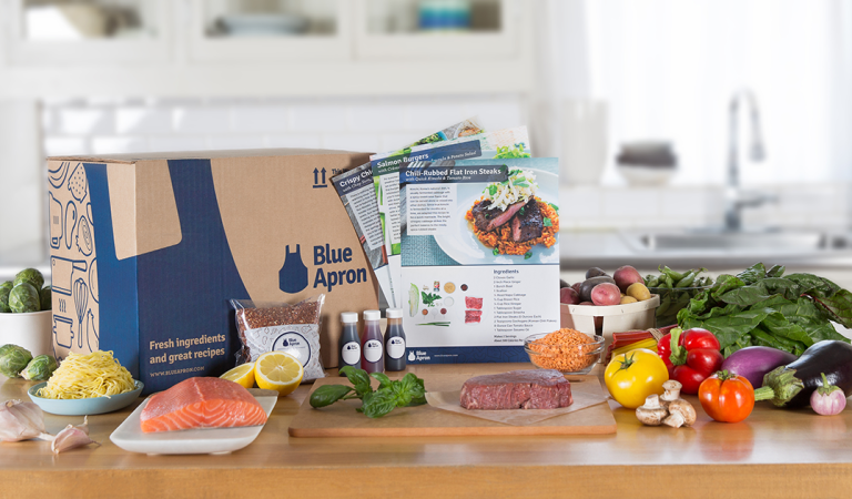 Here's How Blue Apron Plans to Become the Next Big Tech Stock