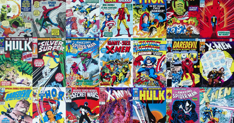 How to Invest in Marvel Superheroes - Money Badger