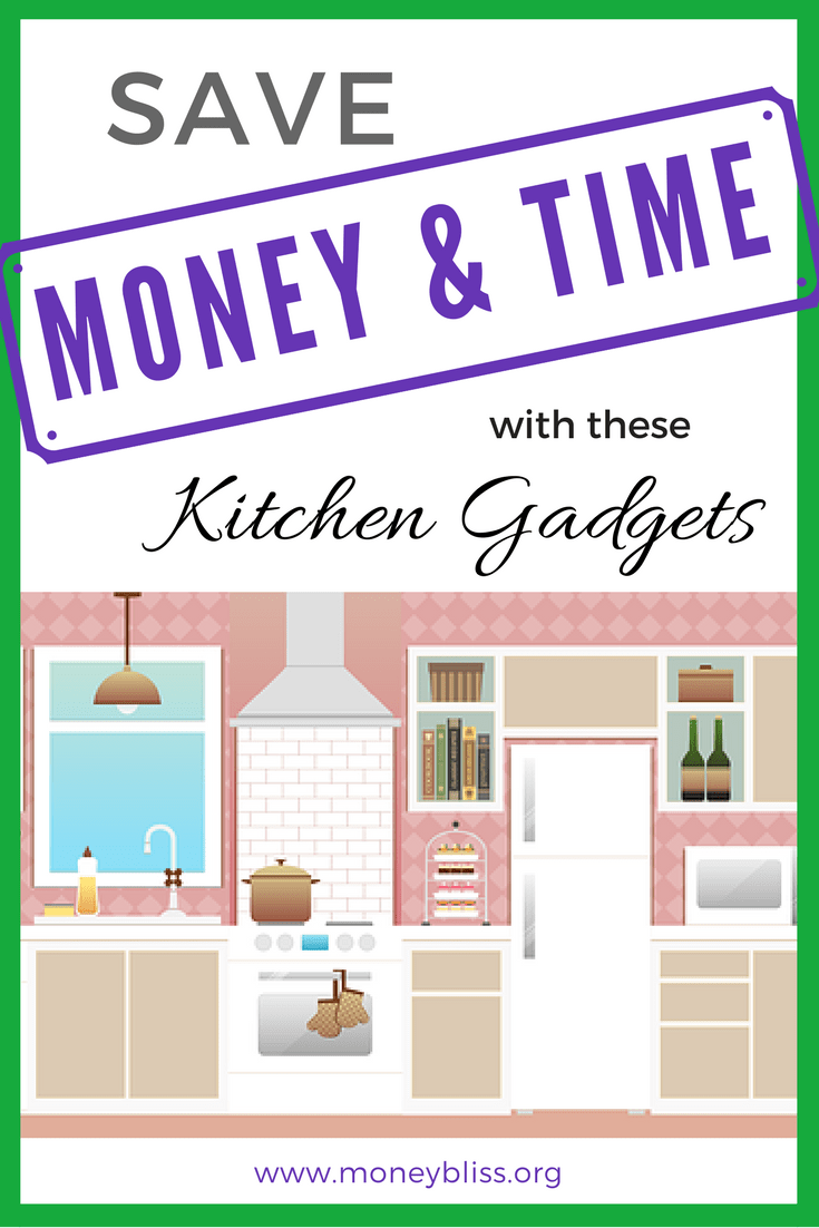 Kitchen Tools. Save Money. Easy Tips. Small