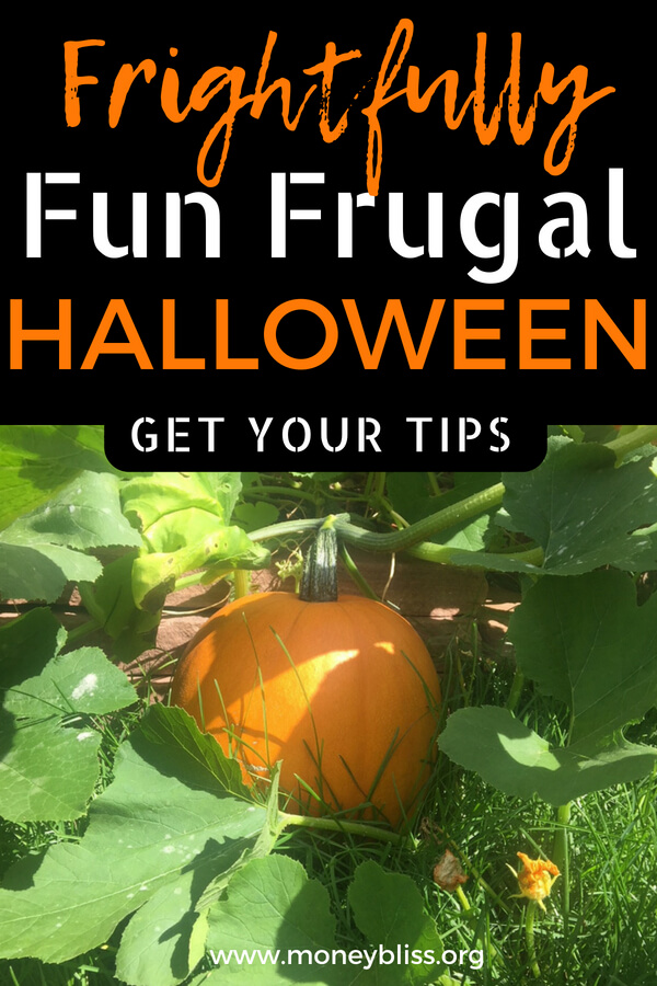 Tips to Celebrate a Frightfully Fun Frugal Halloween