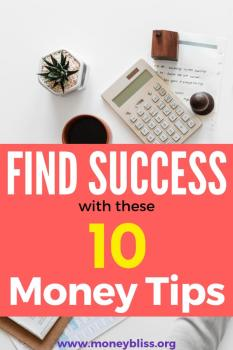 Be Successful In 2019 With These 10 Money Tips Money Bliss