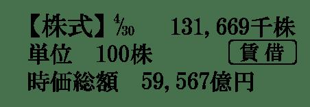 会社四季報 株式