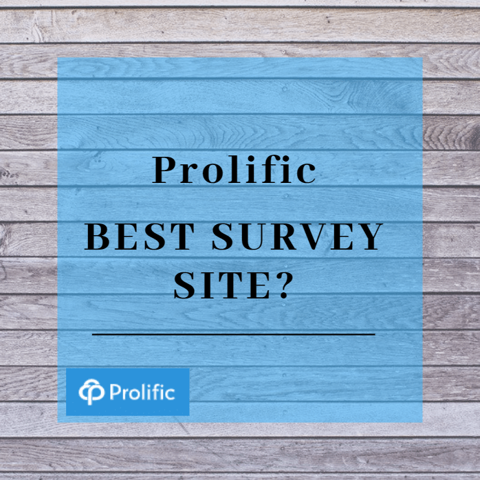 Prolific academic surveys, are they worth it?