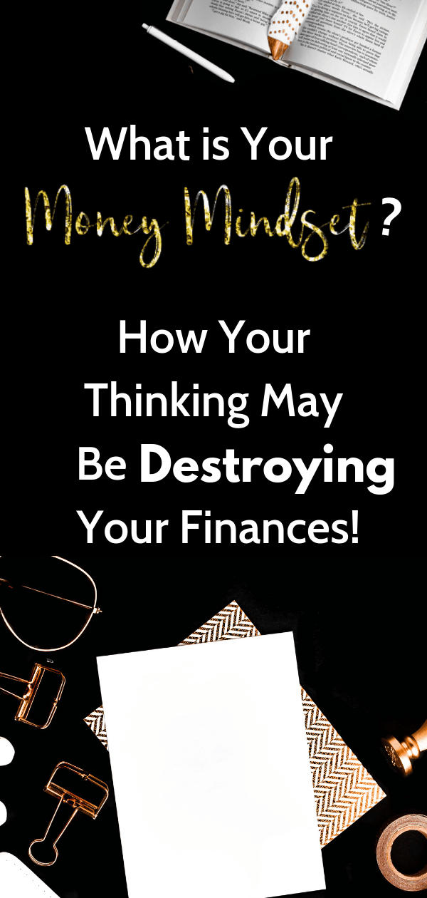 Before I switched to an abundance mindset, I couldn't figure out why I couldn't stop overspending. I was deep in debt and never had enough to save money. Then, it all clicked. I had to change my way of thinking in order to change my behavior. Learn how the power of a positive mindset allows you to manifest more money! #howtomanifest #abundanceliving #positiveaffirmations