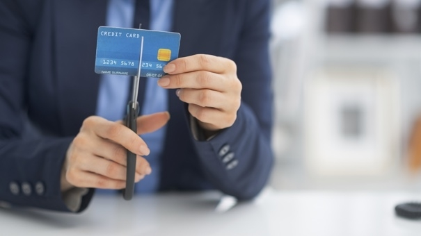 信用卡解約