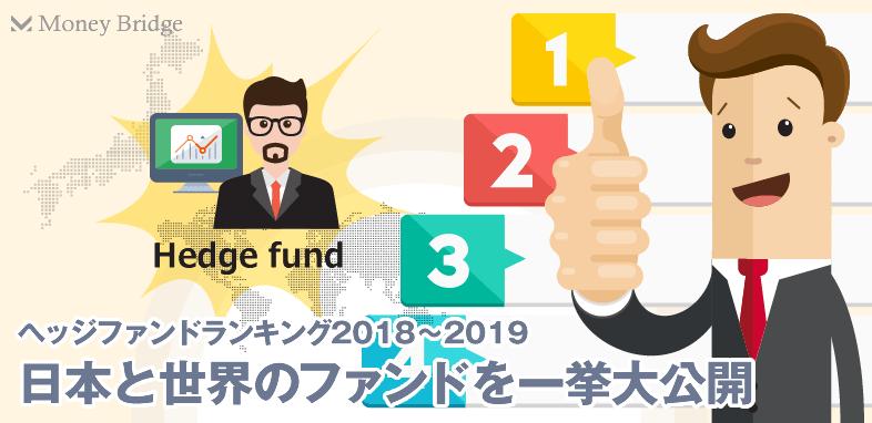 2018~2019ヘッジファンドランキング