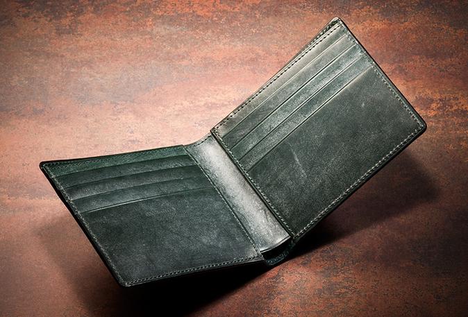 財布小銭入れなし