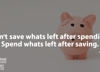 Saving Is Important