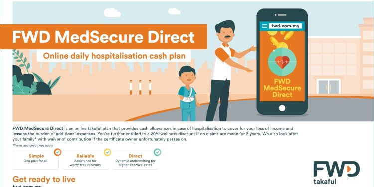 FWD Takaful introduces FWD MedSecureDirect, COVID-19