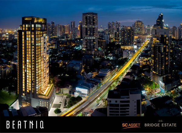 """""""Beatniq boasts an outstanding design, concept, and facilities, while its premium location brings utmost convenience to your daily commute"""""""