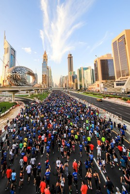 70,000 participants join Dubai Run 30x30