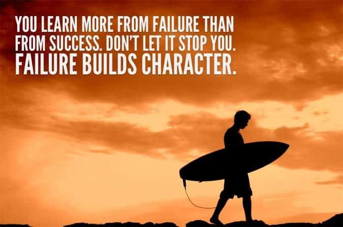 5 Business Lessons You Can't Learn Without Failure