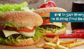 How to Save Money When Ordering Food Online