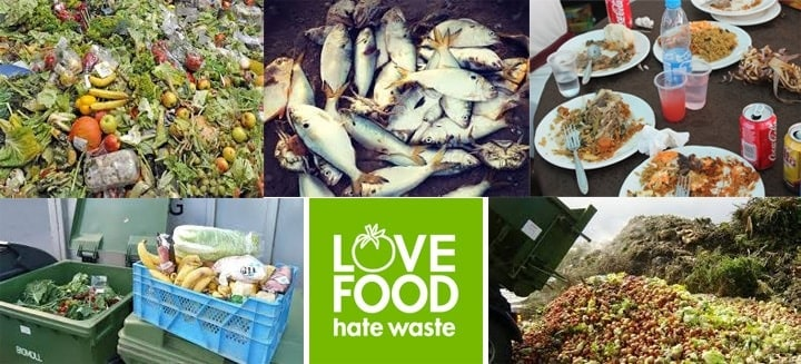 stop food wastage