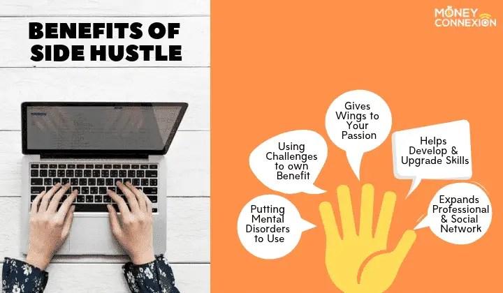 side hustle benefits