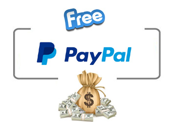 Image result for paypal money