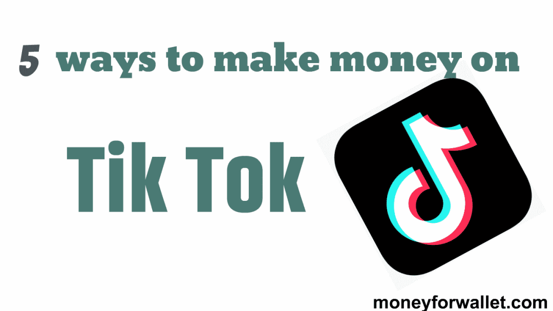 How To Make Money From TikTok: Fastest Growing Social Media