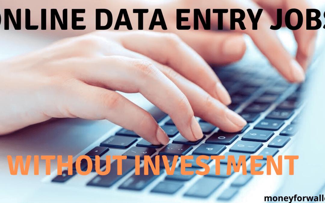 14 Best Legit Online Data Entry Jobs From Home