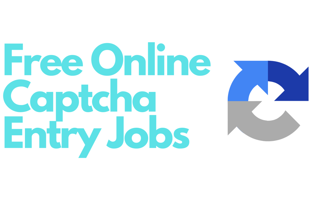 Free Online Captcha Entry Jobs
