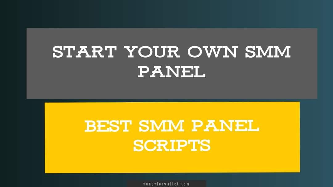 How to start your own SMM Panel website: Best SMM Panel Script