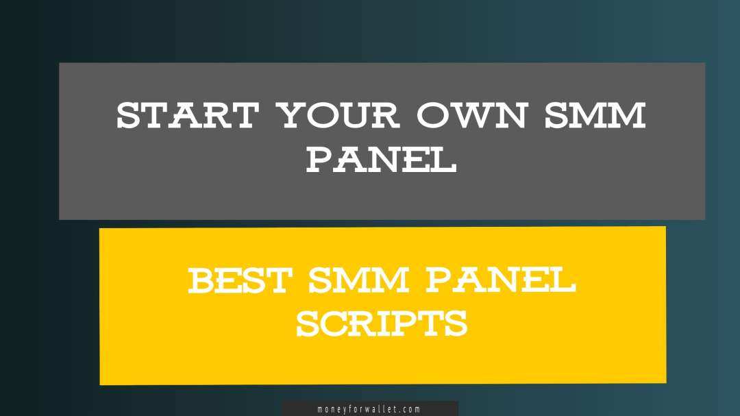 How To Start Your Own SMM Panel Website: Best SMM Panel Script