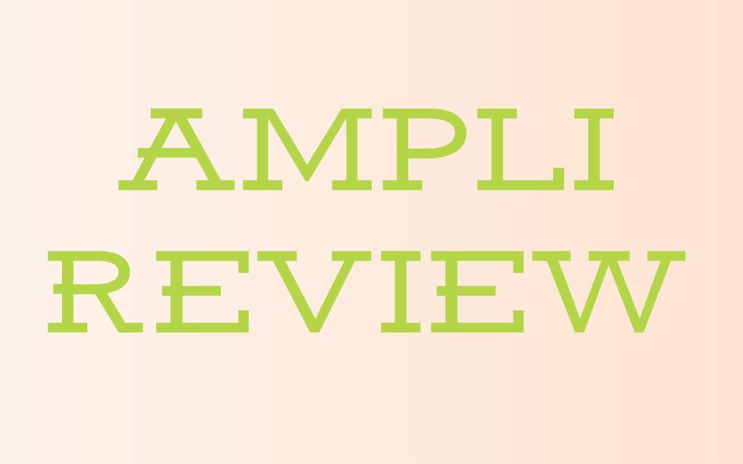 Ampli Review: Cashback APP For Canadians (Win Free $1000 Per Month)