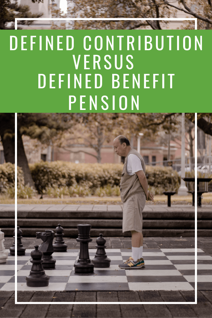 They might sound similar, but there are large differences between a defined contribution plan versus a defined benefit pension. Is one better than the other? via @moneygremlin