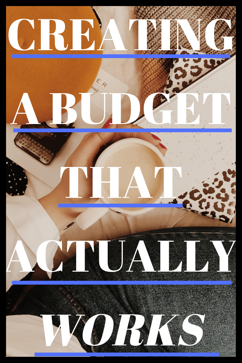 A step-by-step process for creating a budget that works, AND I share my actual monthly spending! Take a peak inside my finances. via @moneygremlin
