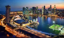 Top Five Luxury Hotels In Singapore