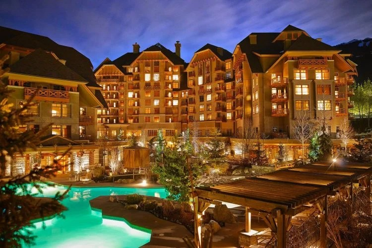 The Top Five Luxury Hotels In Whistler, Canada