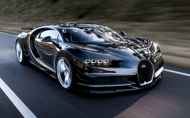 The Top 5 Supercars From The 2016 Geneva Motor Show