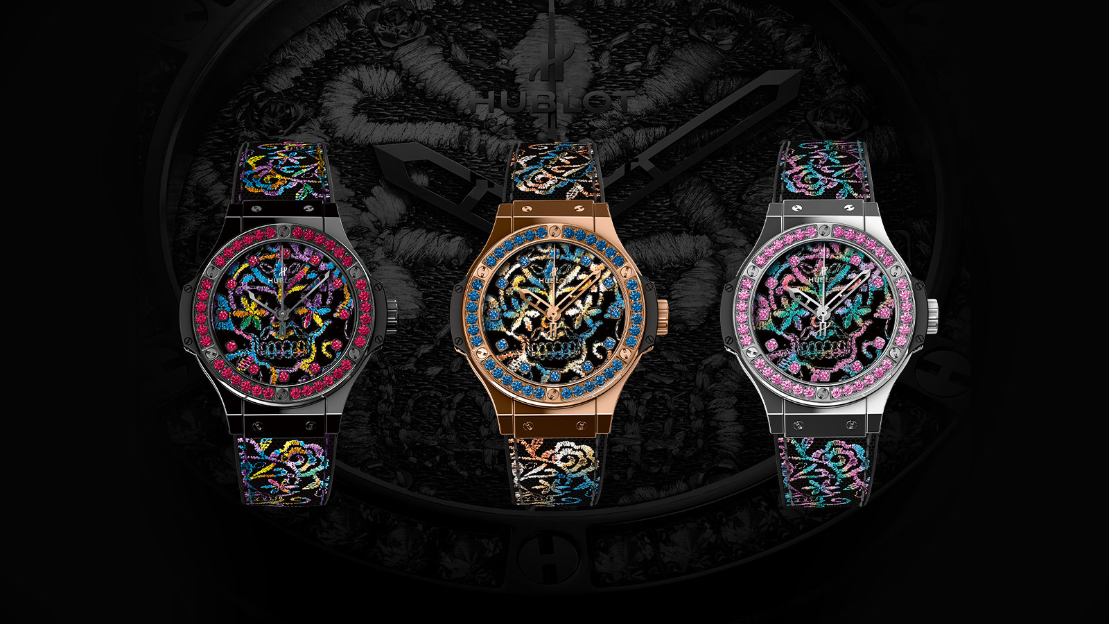 Purple And Black Wallpaper Designs Five New Hublot Watches To Check Out In 2017