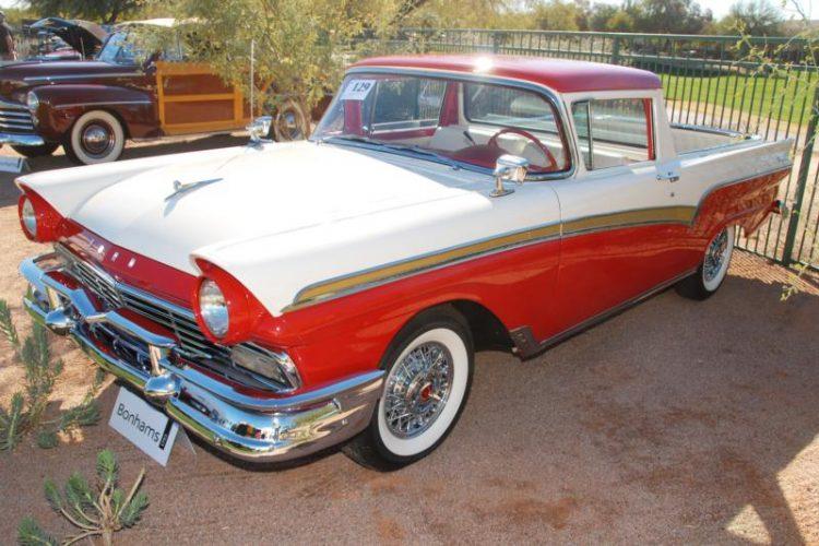 Bird Power 1957 Ford Ranchero