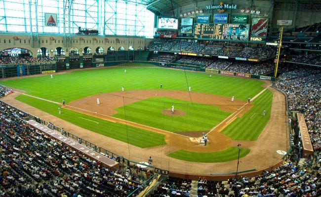 The Average Cost To Attend A Houston Astros Game