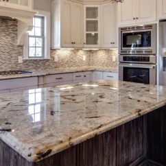 Granite Kitchen Vintage Appliance How Much Do Countertops Cost