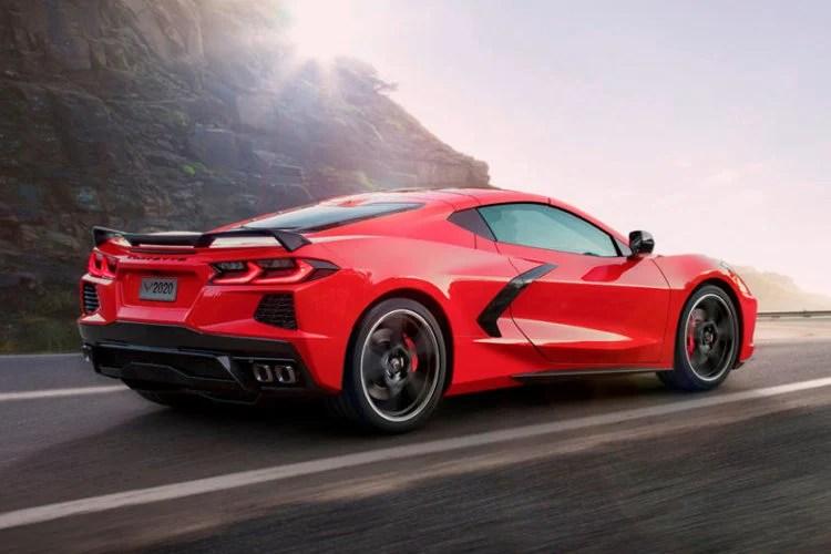 2021 Chevy Corvette 3