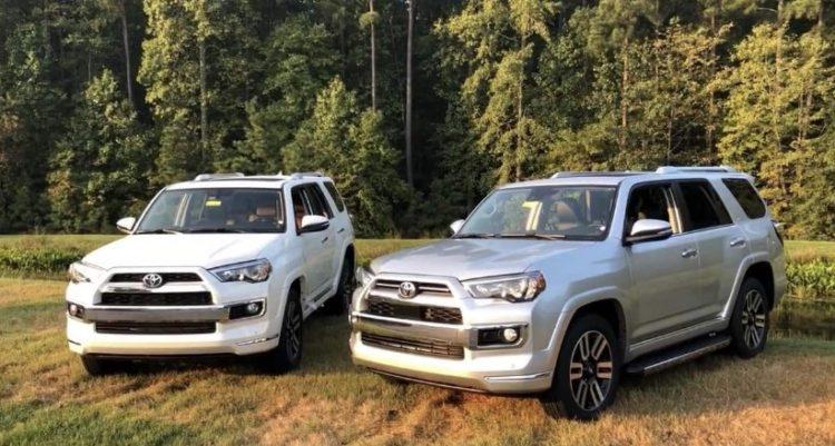 2021 Toyota 4Runner 5