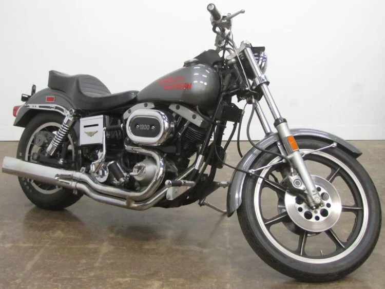 1977 Harley-Davidson FXS Low Rider
