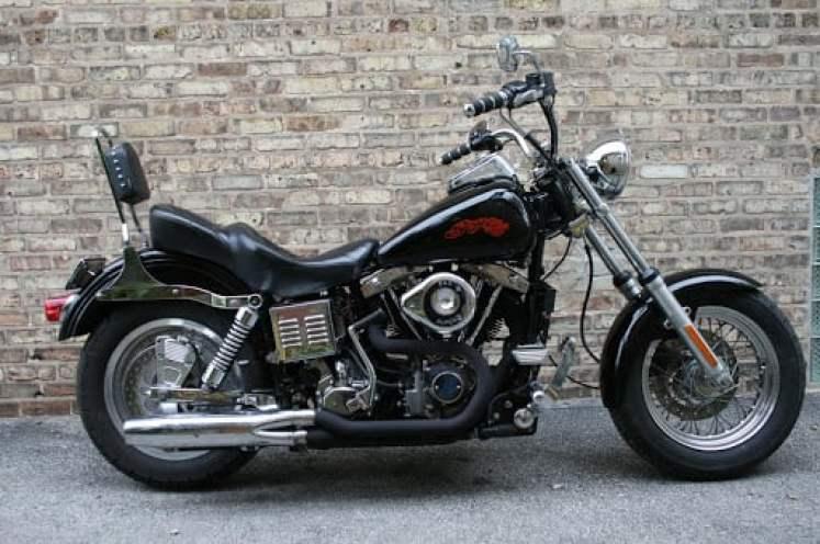 1981 Harley-Davidson FXS 1340 Low Rider