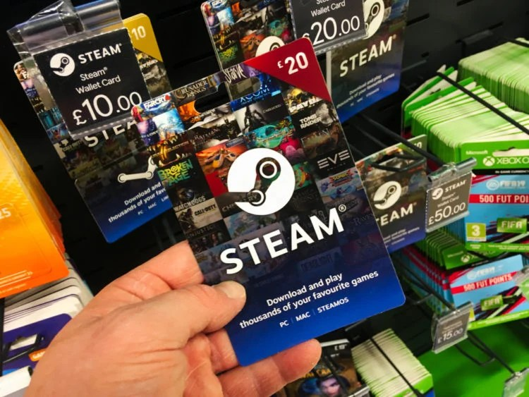 The History of and Story Behind the Steam Logo