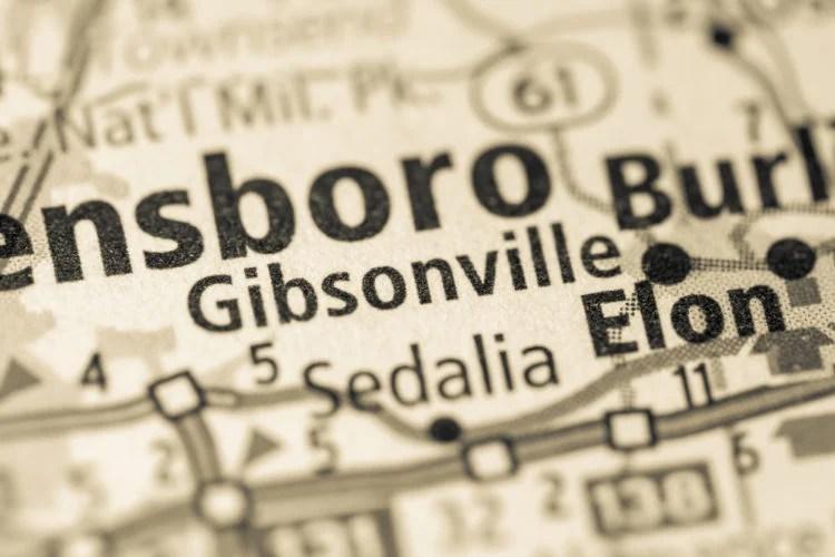 Gibsonville