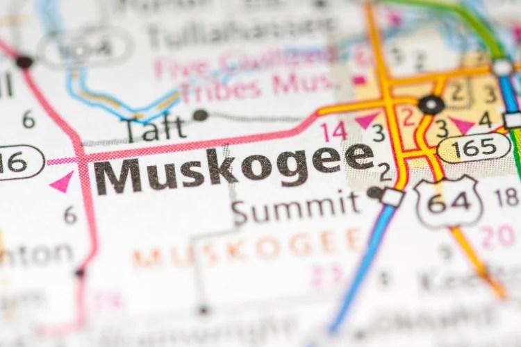 Muskogee, Oklahoma