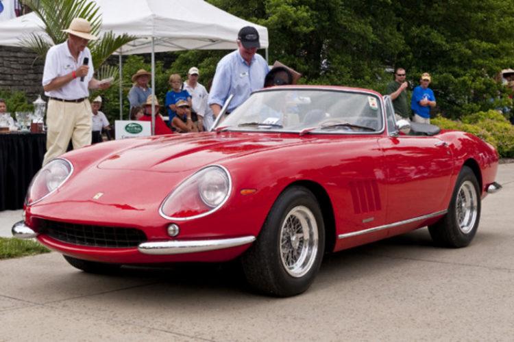 Ferrari275 GTB /44 NART Spyderer