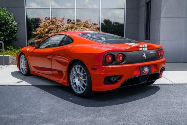 Ferrari 360 Challenge Stradale 1