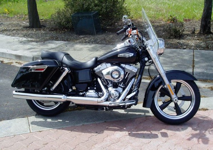 The Harley Davidson Switchback 3