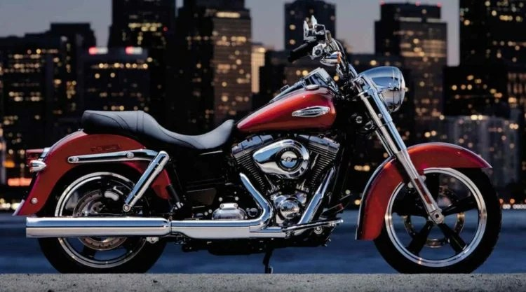 The Harley Davidson Switchback 5