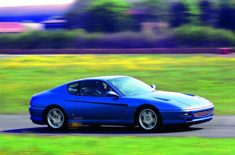 Used Ferrari 456 2