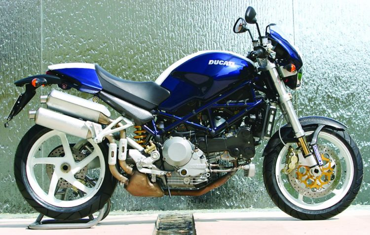 2003 Ducati Monster S4R