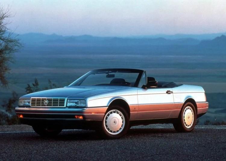 Cadillac Allante 1